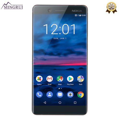 NOKIA7 Cellphone 4GB RAM 64GB ROM Qualcomm Snapdragon 630 22GHz Octa Core 52 Inch 25