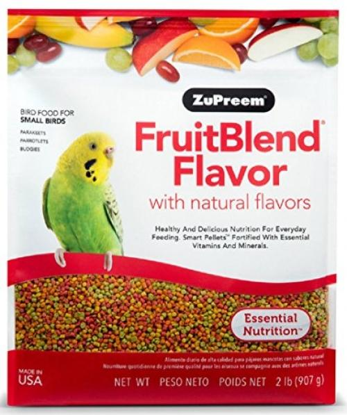 Zupreem 230301 Fruitblend Small Keet Food, 2-Pound By Galleon.ph.