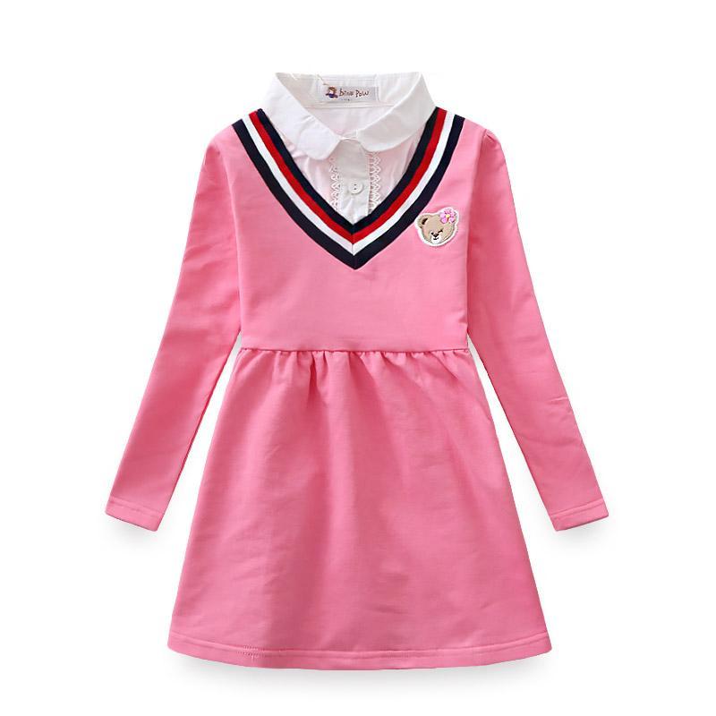 ... Bayi Qz 2677 Korea Fashion Style Perempuan Gadis Anak anak Jahitan Rok Lengan Pendek