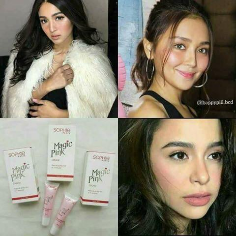 Authentic Sophie Magic Pink Cream Philippines