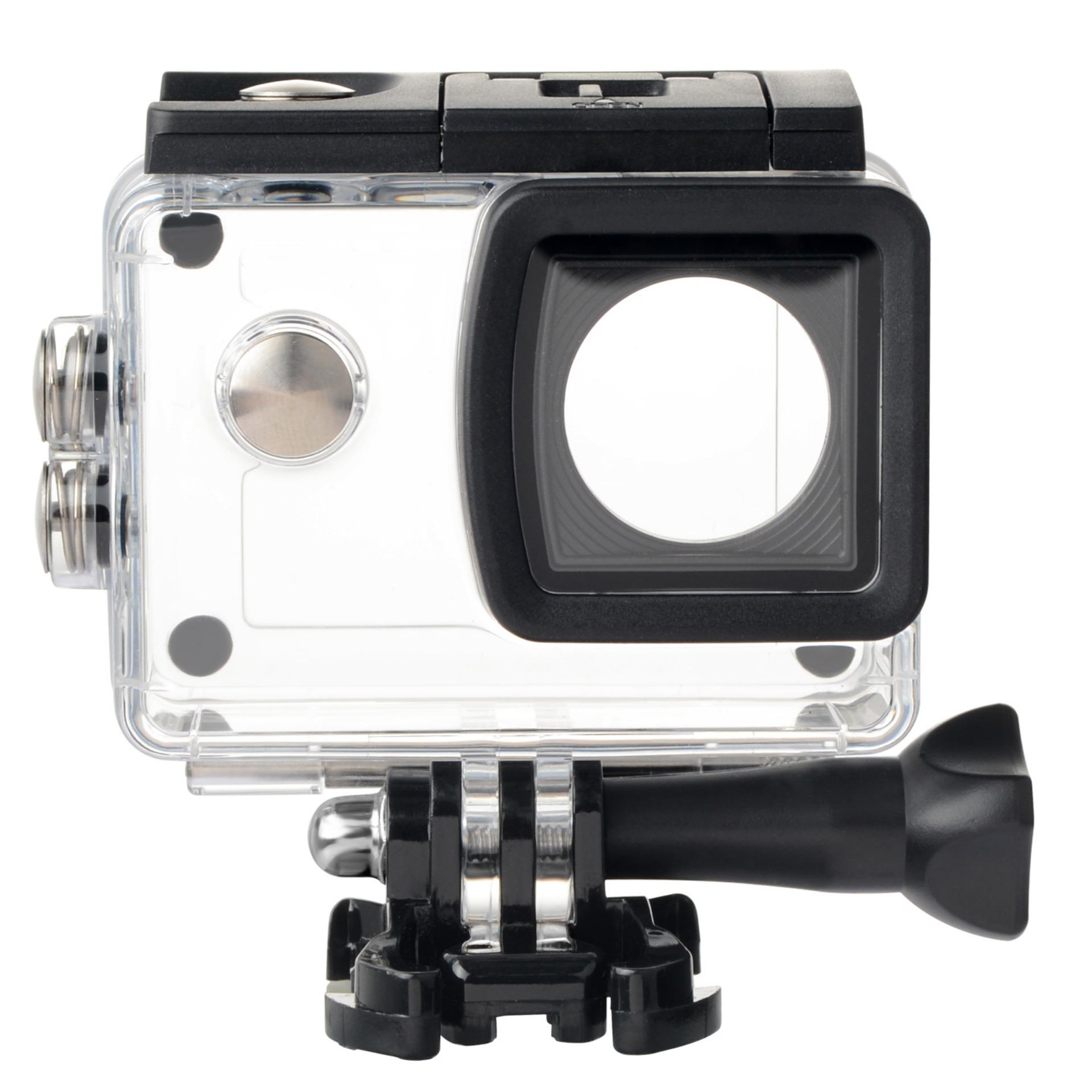 Action Camera Cases For Sale Waterproof Cameras Prices Xiaomi Yi 2 4k Ver International Black Sjcam Case V2 Sj4000 Series Clear