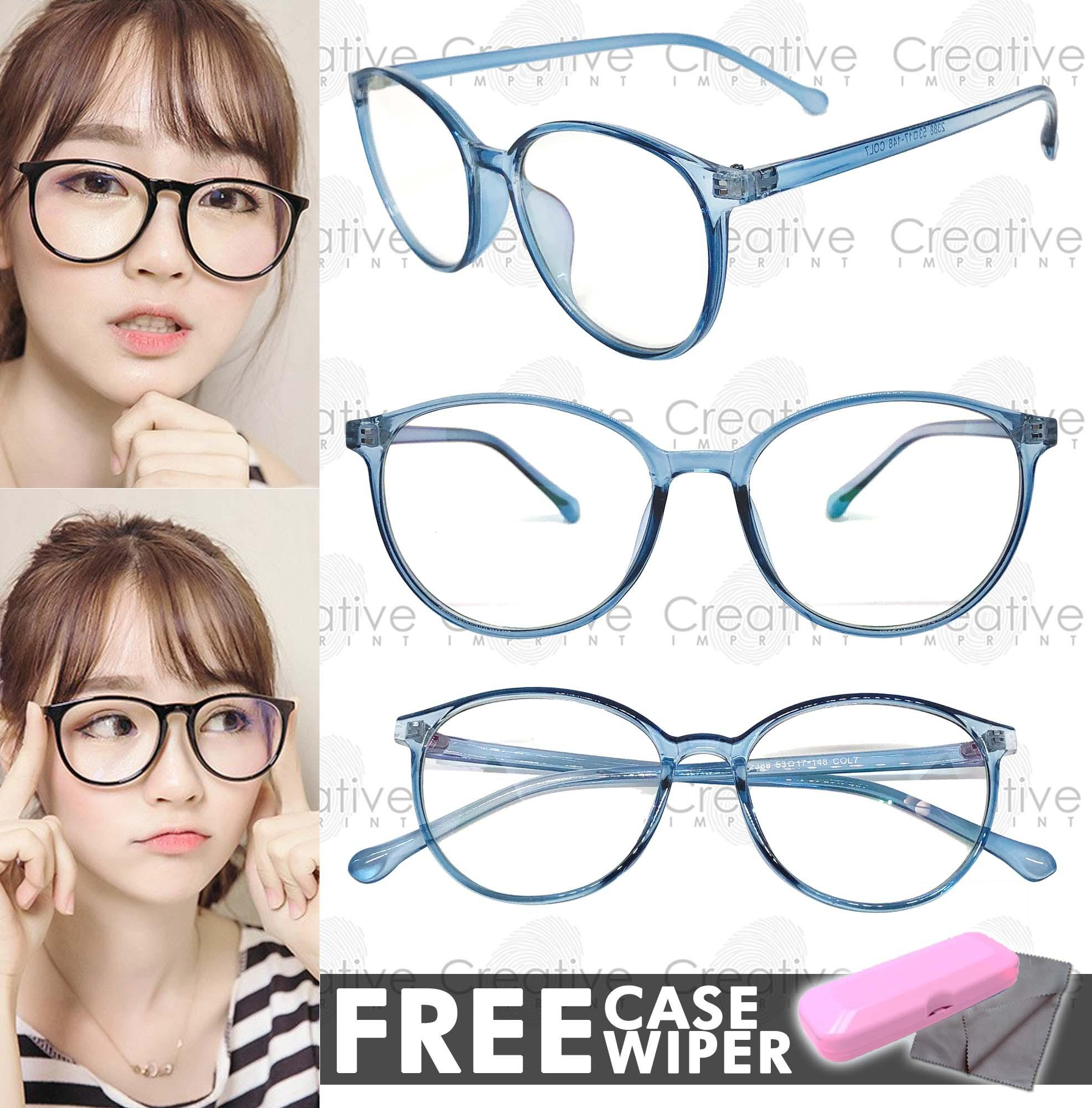 a0ee21d24a4 Creative Imprint Eyeglasses Anti-Radiation Lens ( 05 Blue) Anti-Fatigue Anti