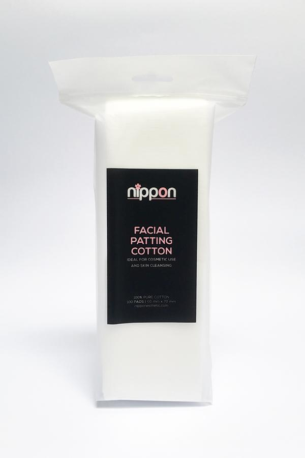 NIPPON FACIAL PATTING COTTON x100 Philippines