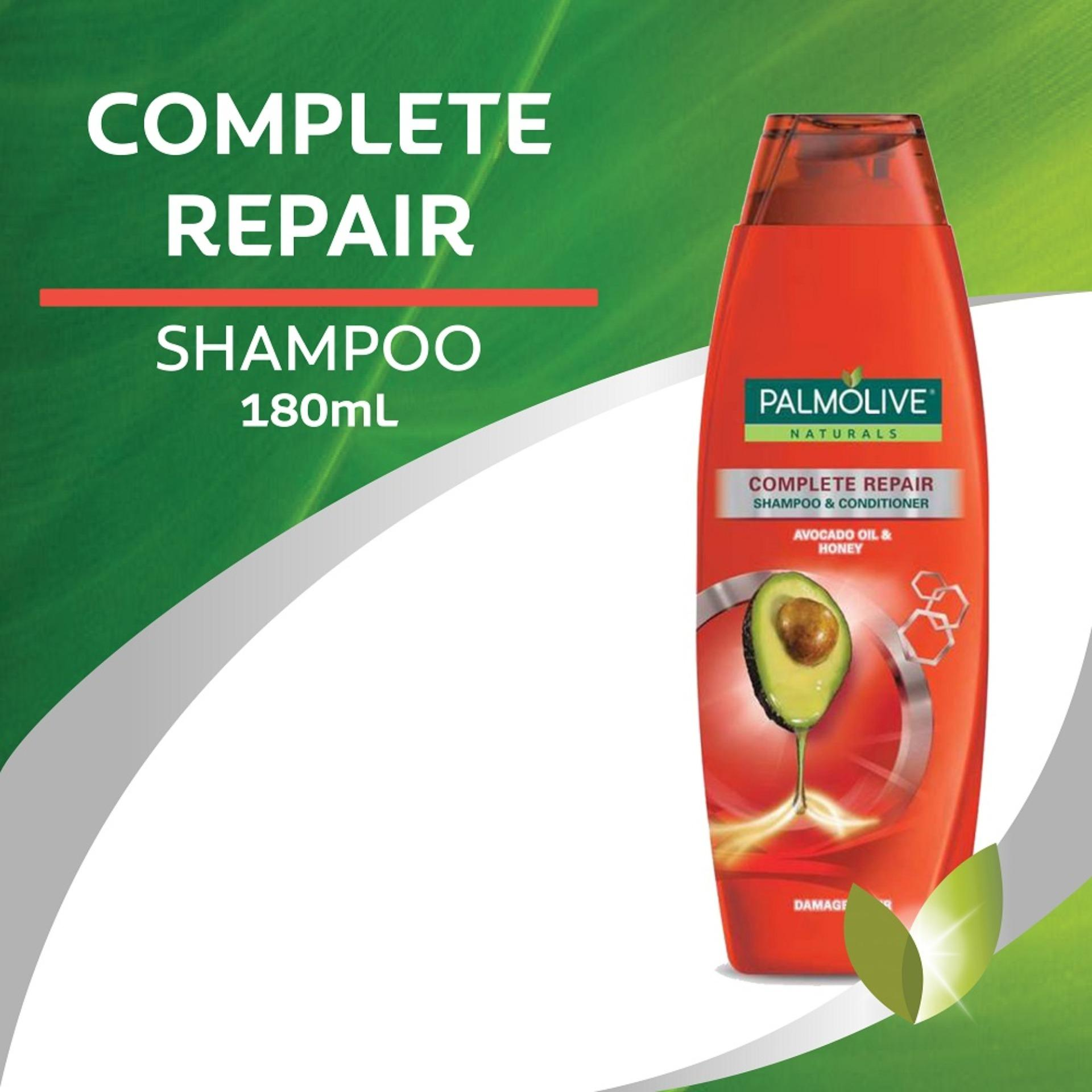 Philippines Best Buy Hair Care It 30 06 2018 Clear Shampoo New Complete Soft 170ml Palmolive Naturals Repair Damaged 180ml
