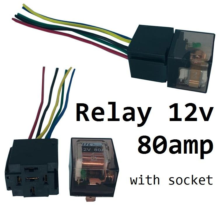 Car Relays for sale - Automotive Relays online nds, prices ... on wiring a wiper motor, wiring a circuit breaker, wiring a window motor, wiring a starter switch, wiring a neutral safety switch, wiring a oil pressure switch, wiring a combination switch, wiring a blower motor, wiring a turn signal switch, wiring a dimmer switch, wiring a water pump, wiring a fuel pump,