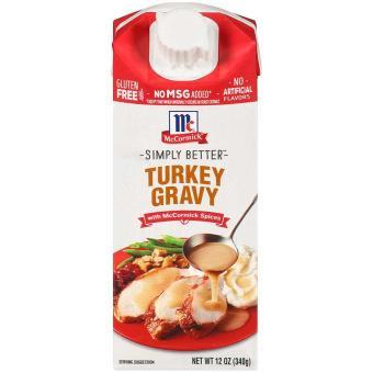 McCormick Turkey Gravy 12oz (340g)