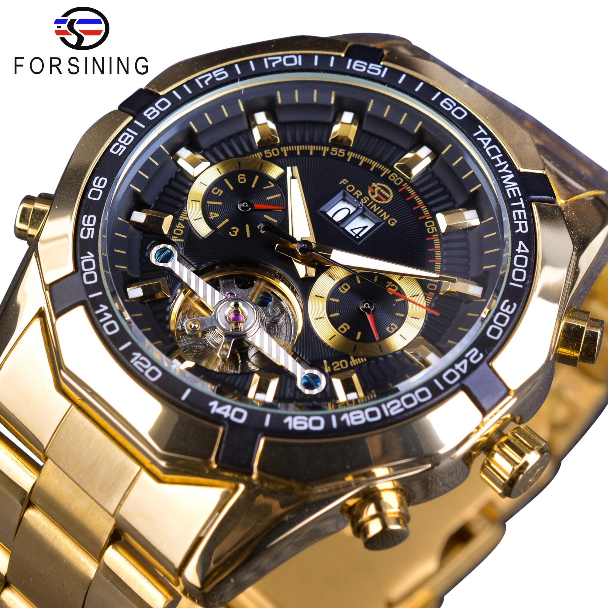 Men s fashion business high-end luxury Tourbillon automatic mechanical  watches 71449e16d90