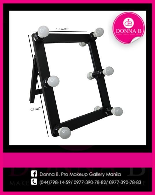 Belle classic 18x20 vanity mirror (Black) Philippines