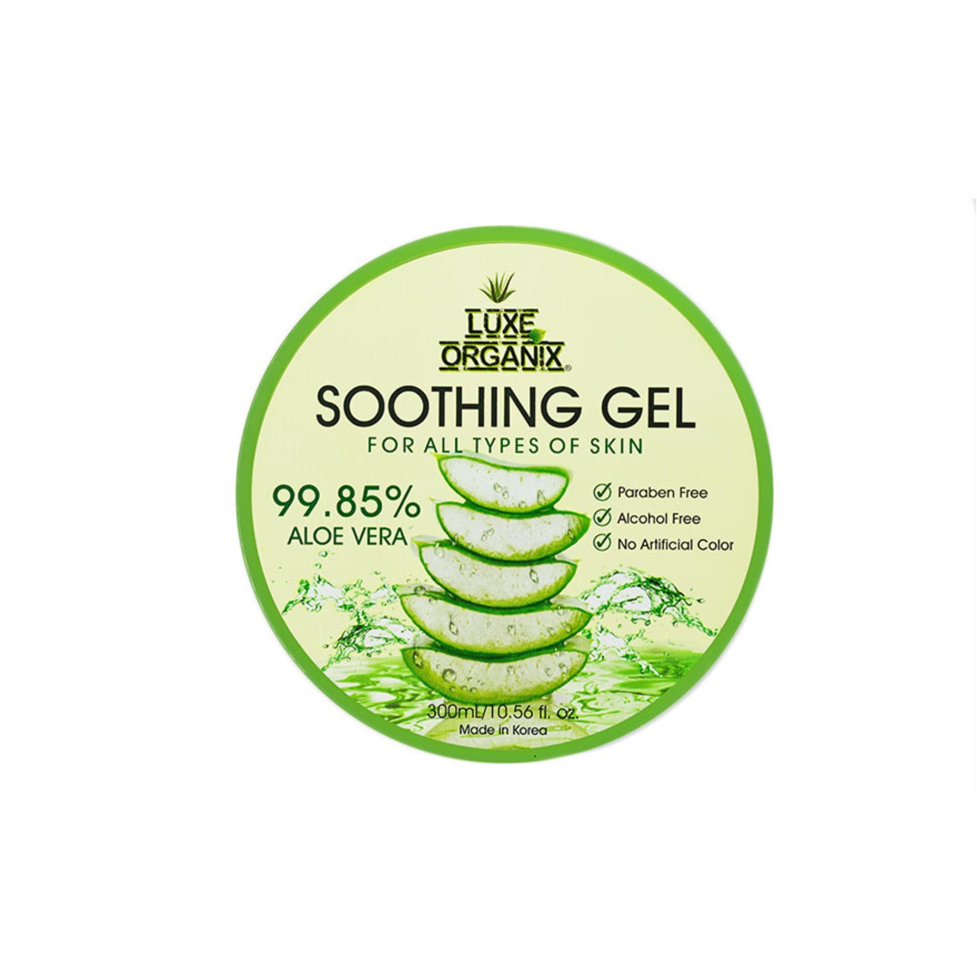 Buy Sell Cheapest Amazing Aloe Vera Best Quality Product Deals Bioaqua Shooting Gel Original Luxe Organix Soothing 300ml