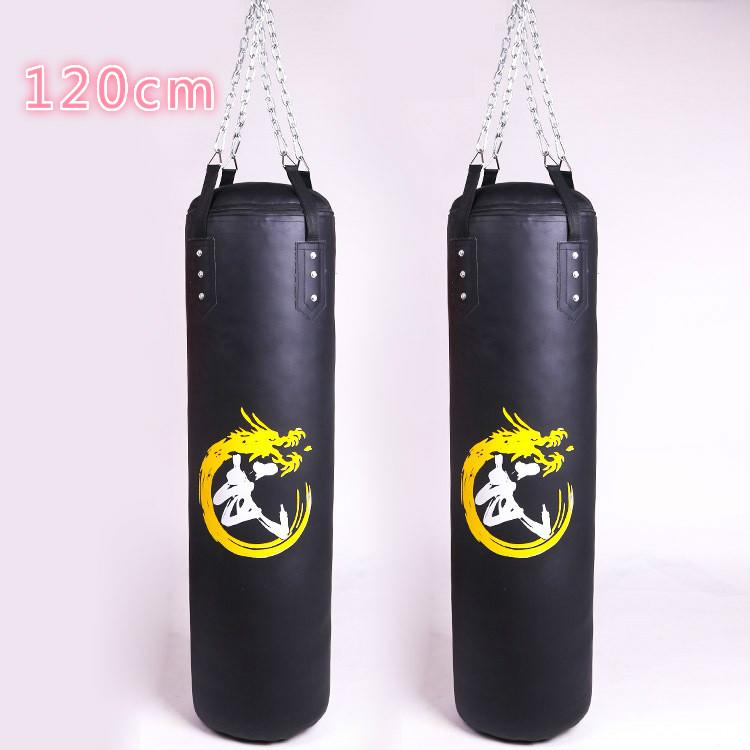 New Training Fitness MMA Boxing Bag Hook Hanging Saco De Boxe Kick Fight Bag Sand Punch