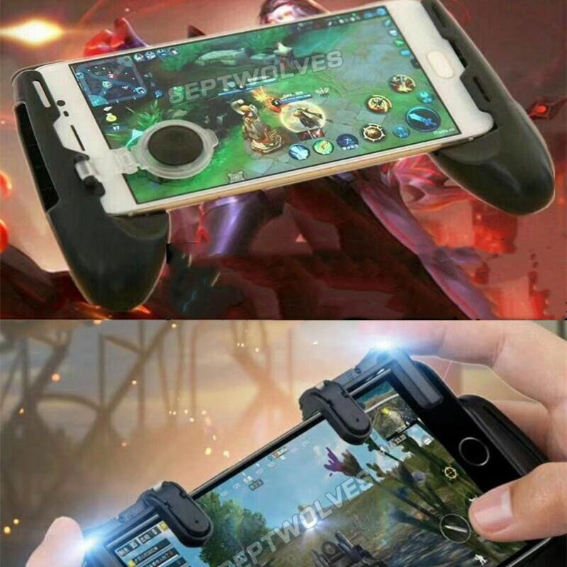 ... Game Handler Mobile Shooting For Rules Of Survival (Black)PHP458. PHP 458