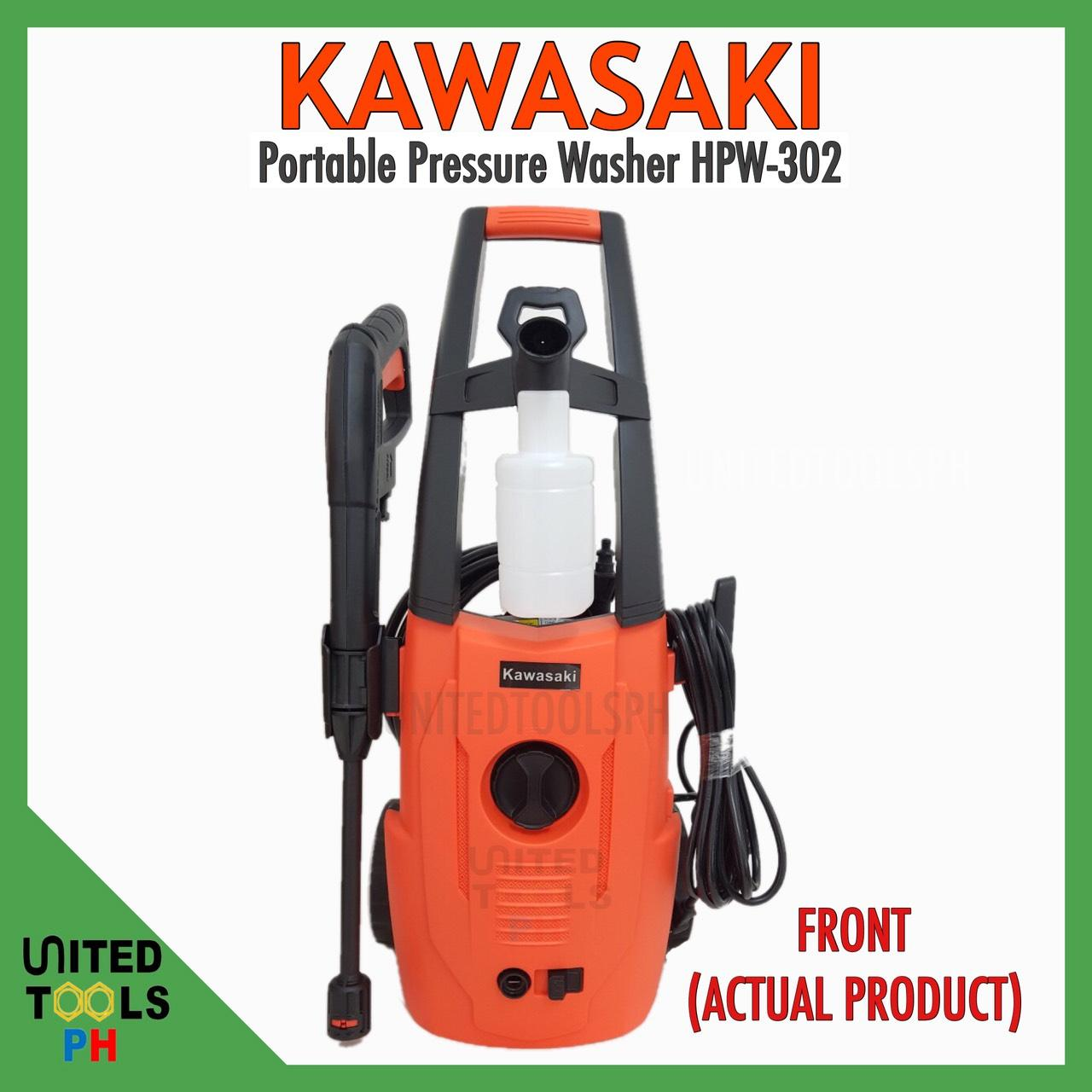 Kawasaki Portable High Pressure washer model HPW-302 Philippines