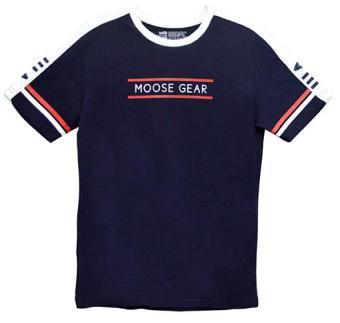MOOSE GEAR NAVY BLUE TEE (TS-P 5950)