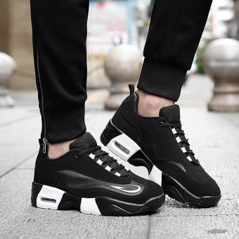 Beli sekarang 2018 Musim Semi Pria Olah Raga sepatu kasual Gaya Korea Tren sepatu  pria Sol 37726a5989