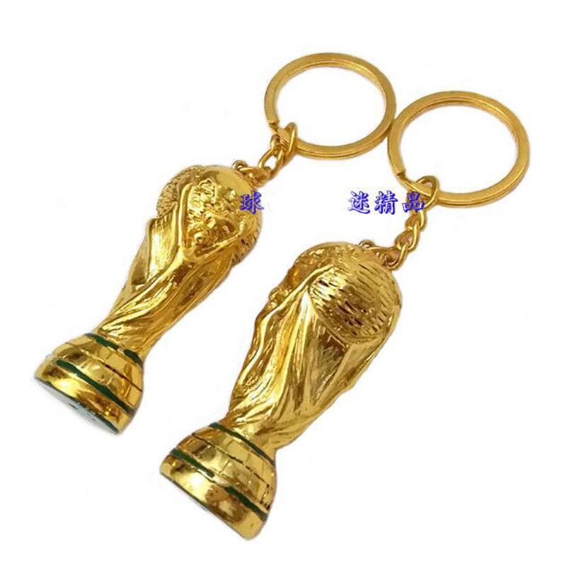 2018 World Cup Russia Keychain Trophy Key Ring Souvenir Supplies Soccer Keychain By Hug Flight Global.