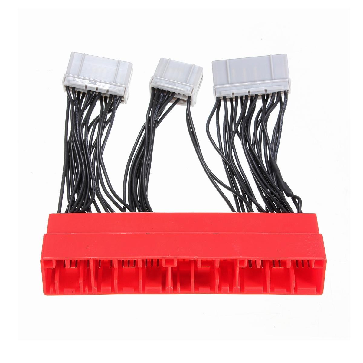 Obd2a To Obd1 Ecu Adapter Jumper Conversion Wire Harness For Honda Wiring 1 X
