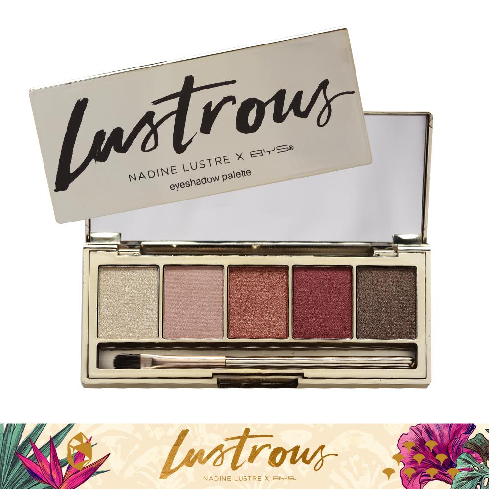 BYS Lustrous Eyeshadow Palette (Calypso) Philippines
