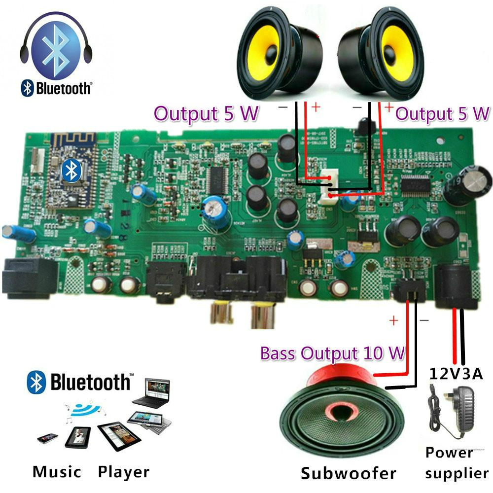 Audio Amplifier For Sale Av Receiver Prices Brands Specs In 315 W Class D Circuit Design Professional 21 Channel Digital Board Subwoofer Upgrade Diy Speaker Dc12 24v Intl