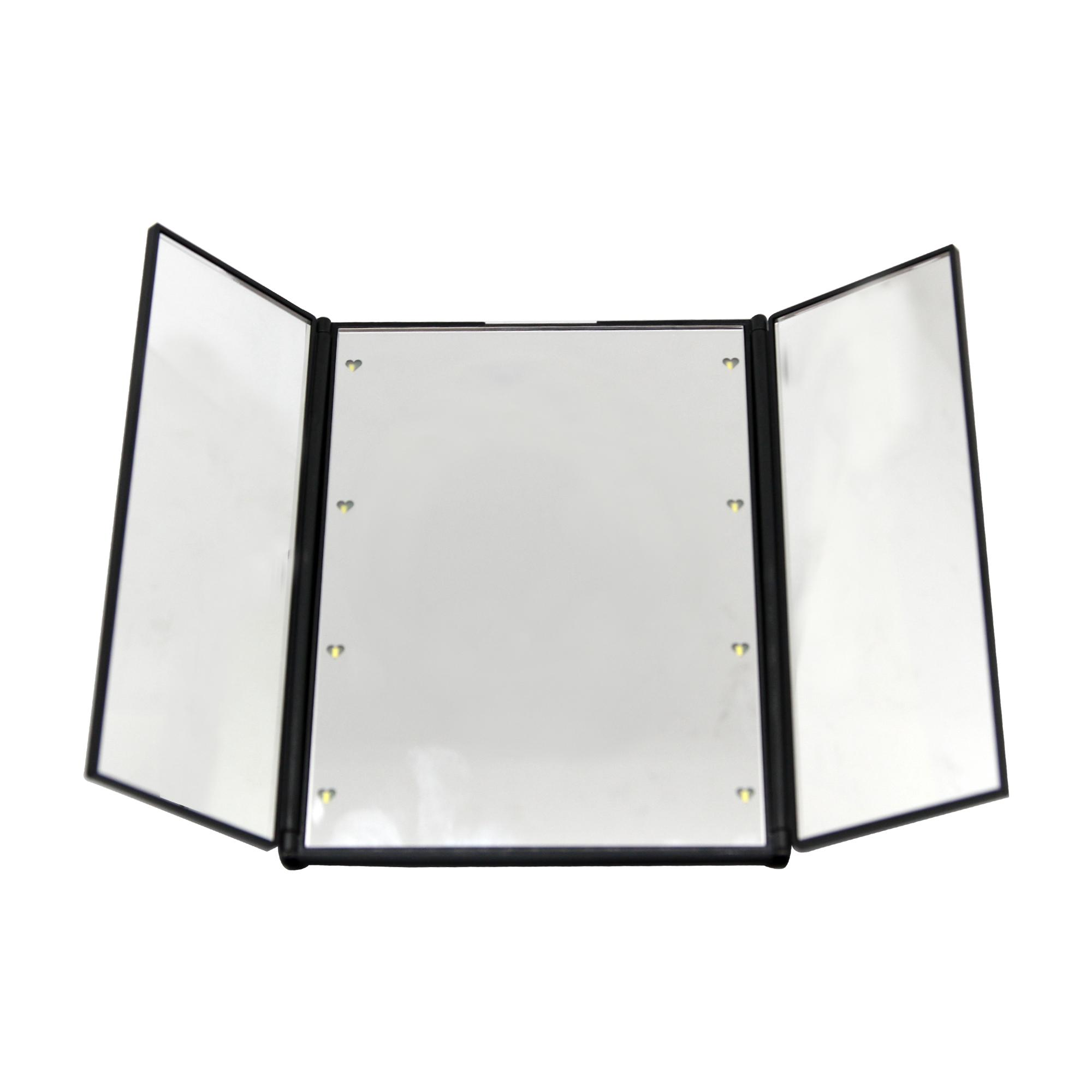 Foldable LED Make-up Mirror Philippines