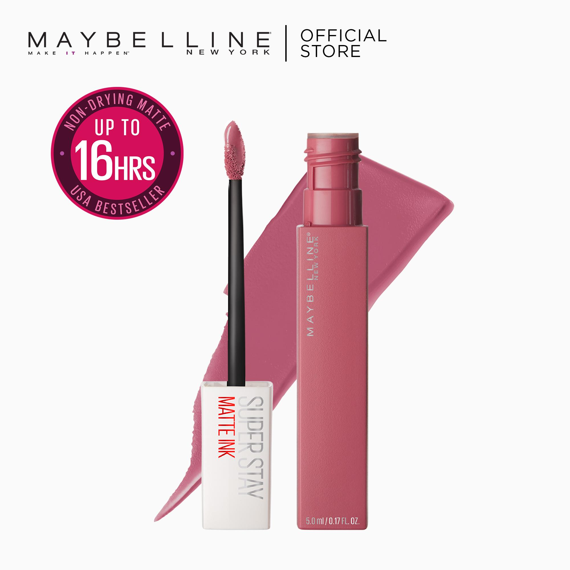 SuperStay Matte Ink Liquid Lipstick - Lover [16HR Waterproof] by Maybelline