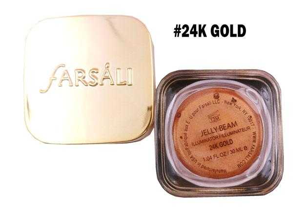 FARSALI Jelly Beam Illuminator/Highlighter-24K GOLD Philippines