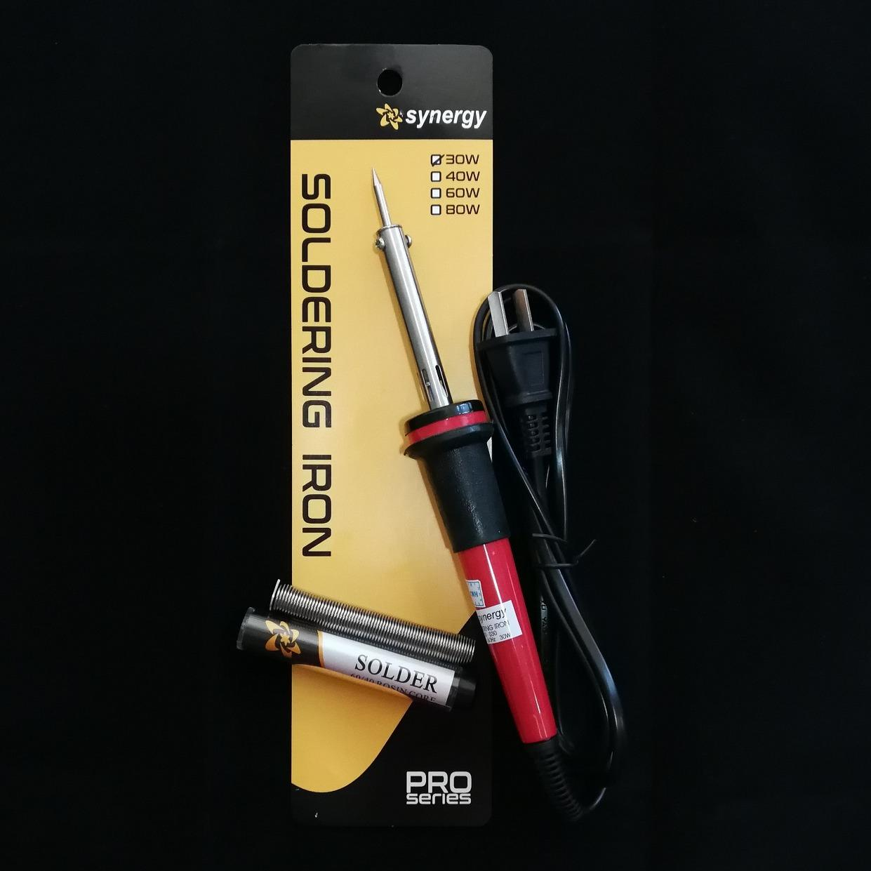 Soldering For Sale Solder Equipment Prices Brands Review In Tools Bga Tool Kit 12 Different Circuit Board Synergy Iron 30w W Rosin Core Ssi 030 Pro Series