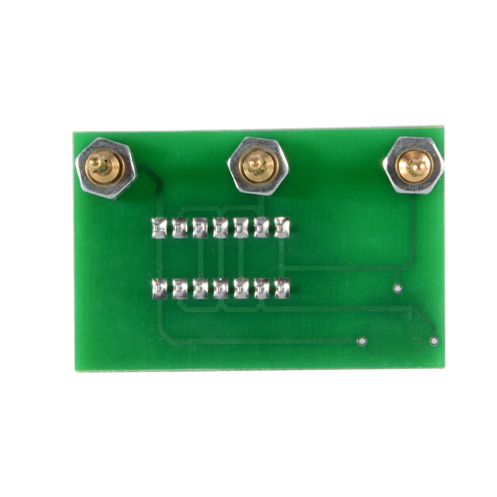 Xcsource Mk328 Lcr Esr Tester Transistor Inductance Capacitance Auto Digital Electric Bridge Resistance 1 X Mk 328 3 Wiresred Green And Yellow Circuit Board