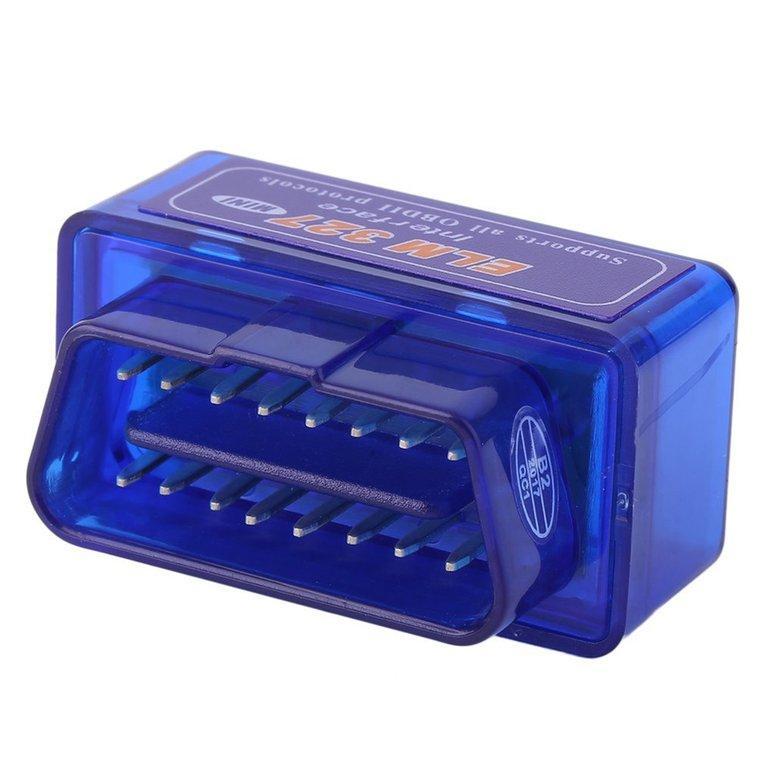 2EST Mini ELM327 OBD2 II Bluetooth Car Diagnostic Tool Portable Auto Scanner 2