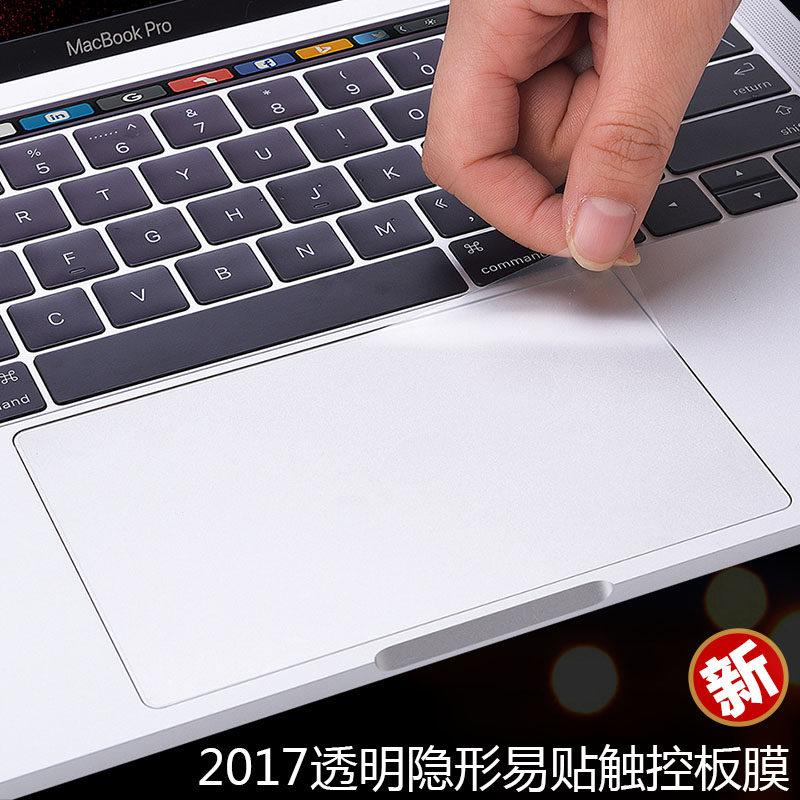 Mac Bantalan Sentuh air13/pro13 komputer laptop pelindung layar pelindung transparan Sentuh