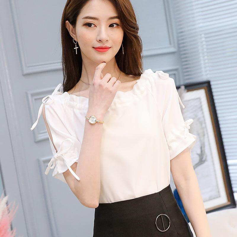 Caidaifei Korean-style spring-summer New style slimming shirt