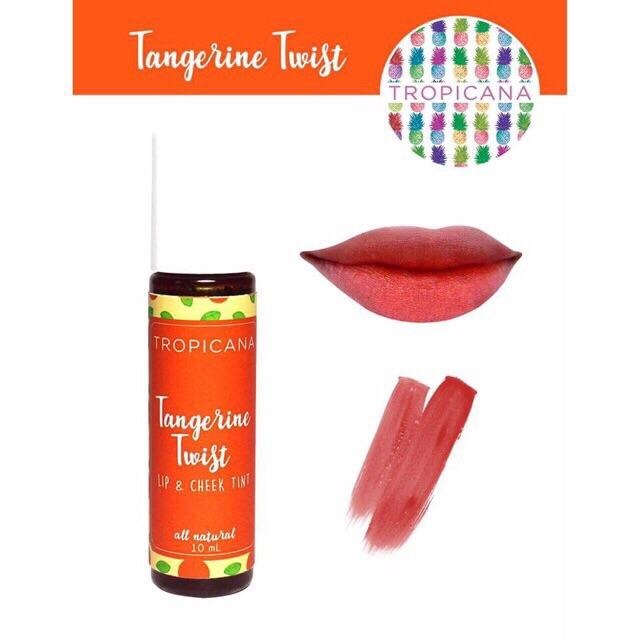Tropicana Lip and Cheek Tint 10ml - Tangerine Twist Philippines