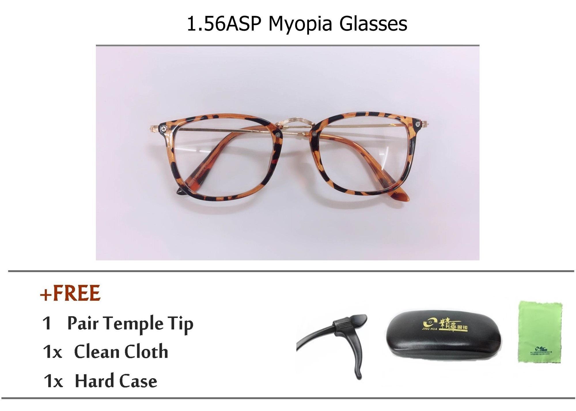 Fashion Oval Glasses Frame Glasses Plain for Myopia Eyeglasses Optical  Frame Glasses 6f6ad6a8c3b3