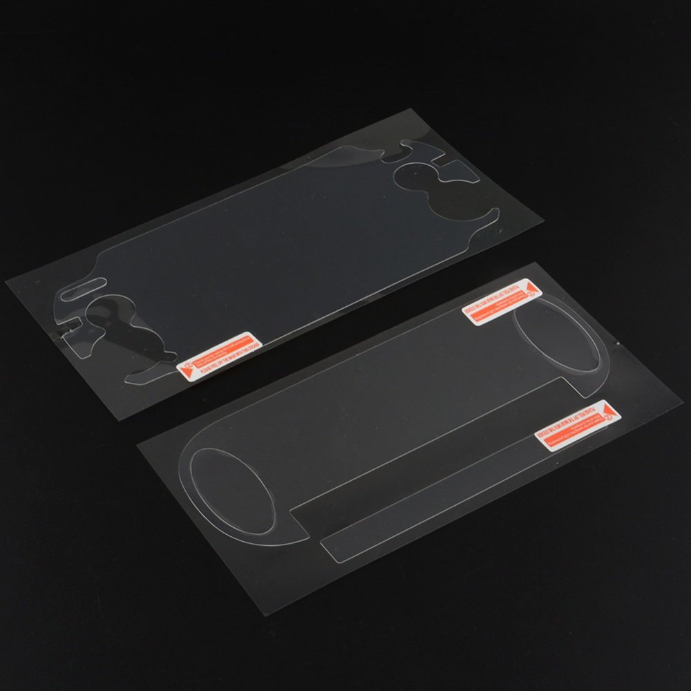 LCD Screen Protector was specially designed for your Sony PS Vita and offers full screen protection against scratches .