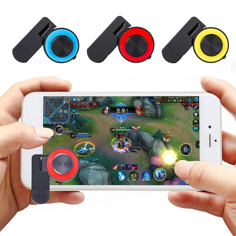 Fling Mini Joystick For All Touch Screen Phone Support mobile legend And More - intl is in TV, Audio / Video, Gaming & Wearables > Console Gaming > ...