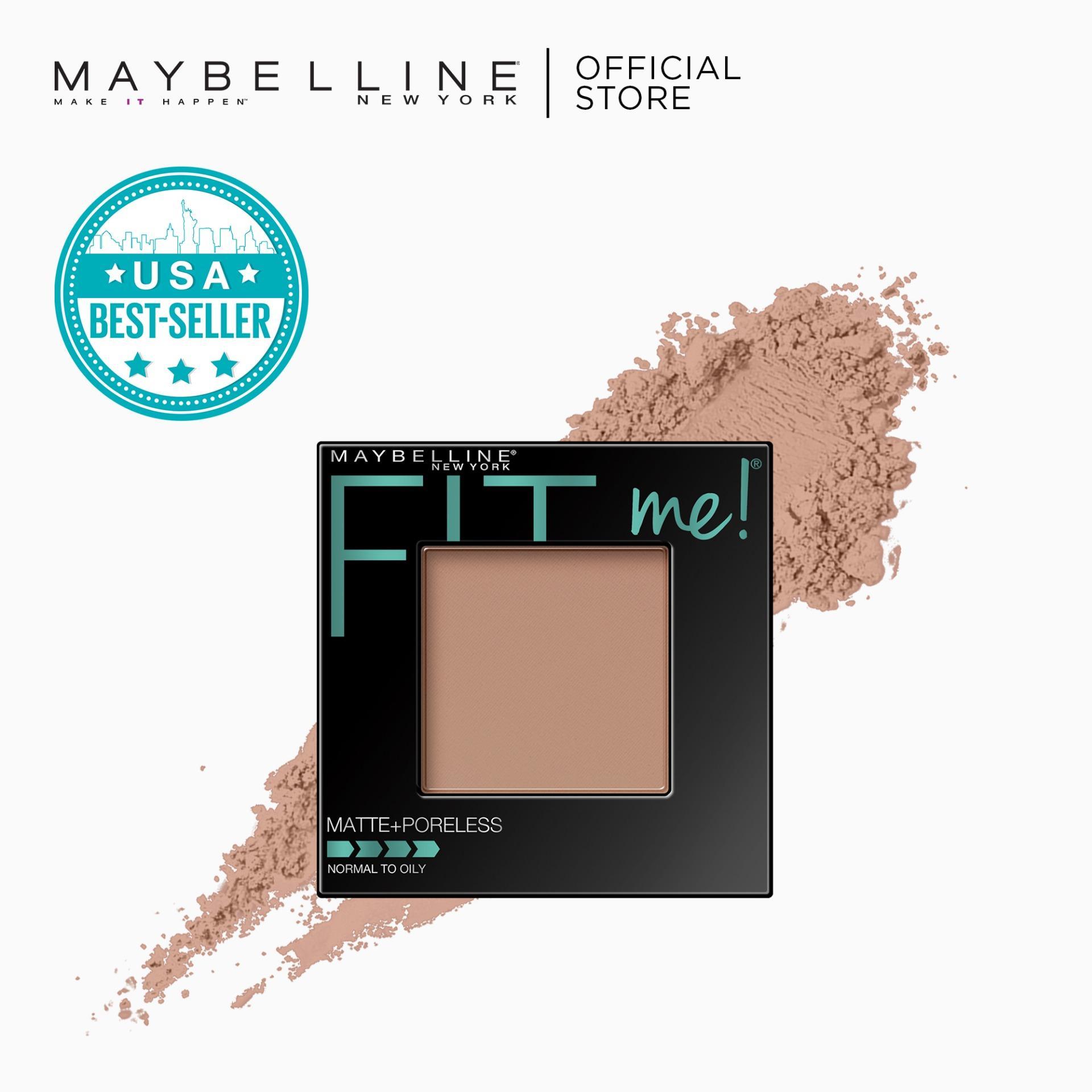 Maybelline Fit Me Matte + Poreless Pressed Powder - 235 Pure Beige Philippines