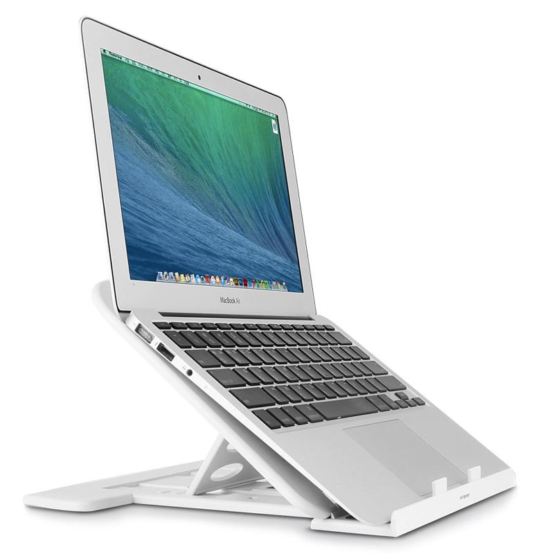 Rewl Portable Folding Laptop Stand with Fans