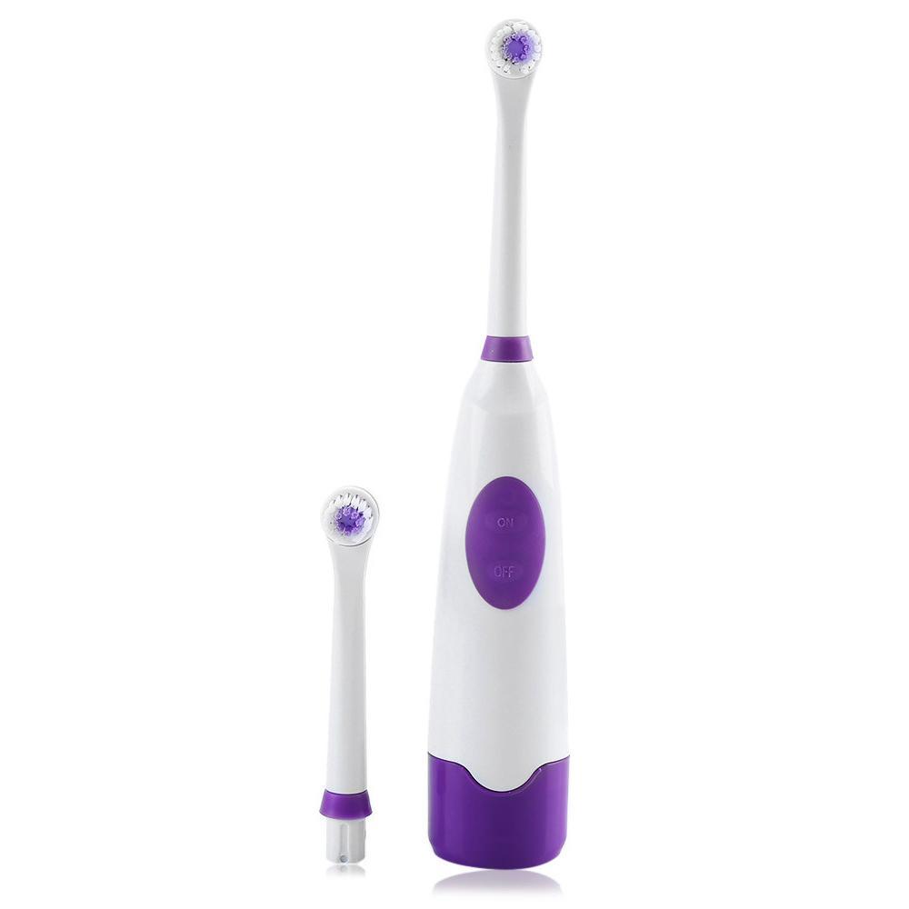 แปรงสีฟันไฟฟ้าเพื่อรอยยิ้มขาวสดใส อุทัยธานี DULARF แปรงสีฟันไฟฟ้าอนามัยช่องปากและฟัน 2 หัวแปรง