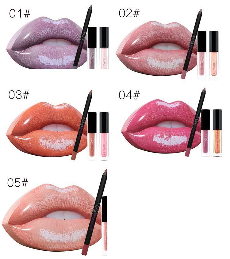 Huda beauty Matte Liquid lipstick Philippines