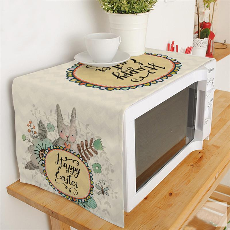 Features Microwave Oven Covers Kitchen Gadgets Home Storage Organize ...