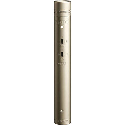 Rode NT55 Compact Condenser Microphone (Single Microphone)