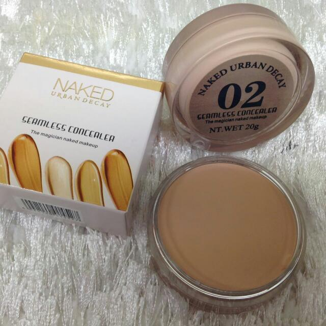 Naked Concealer Philippines