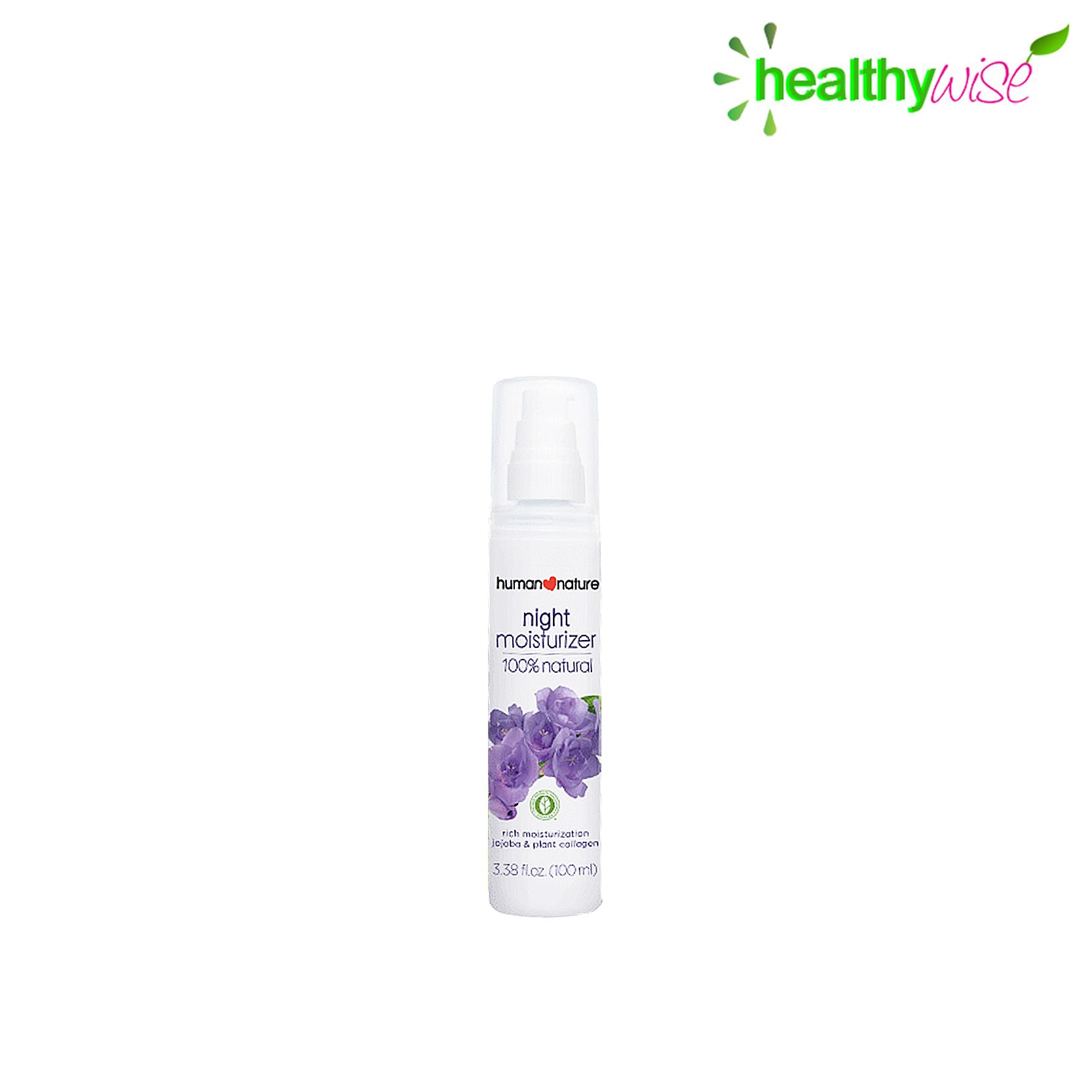 Human Nature Night moisturizer 100ml Philippines