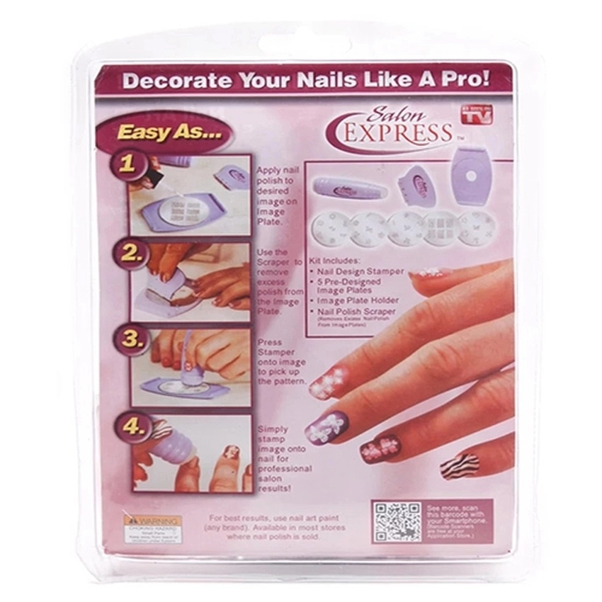Nail Art Stamping Kit Buy Sell Online Nail Art Stickers With