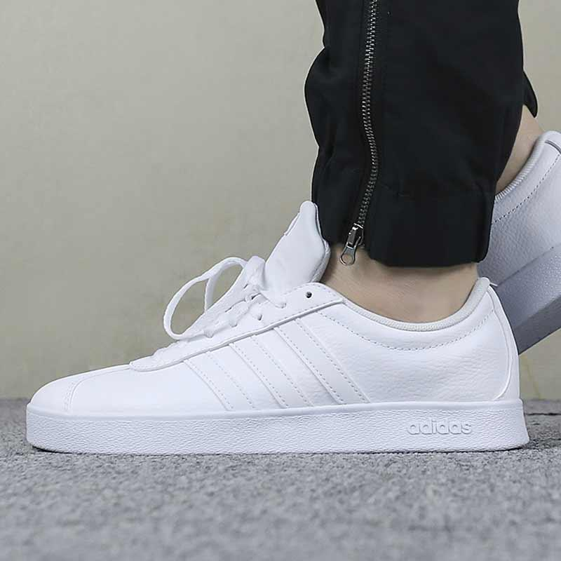 Adidas Adidas sepatu wanita NEO sepatu olahraga 2019 musim gugur model baru  rendah bernapas casual sepatu 69522f848b