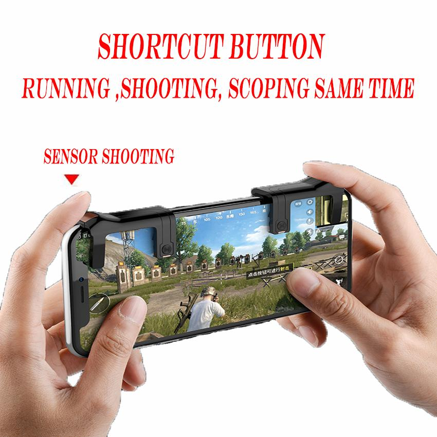 PHP 259. L1R1 Game Handler Mobile Shooting For Rules Of Survival ...