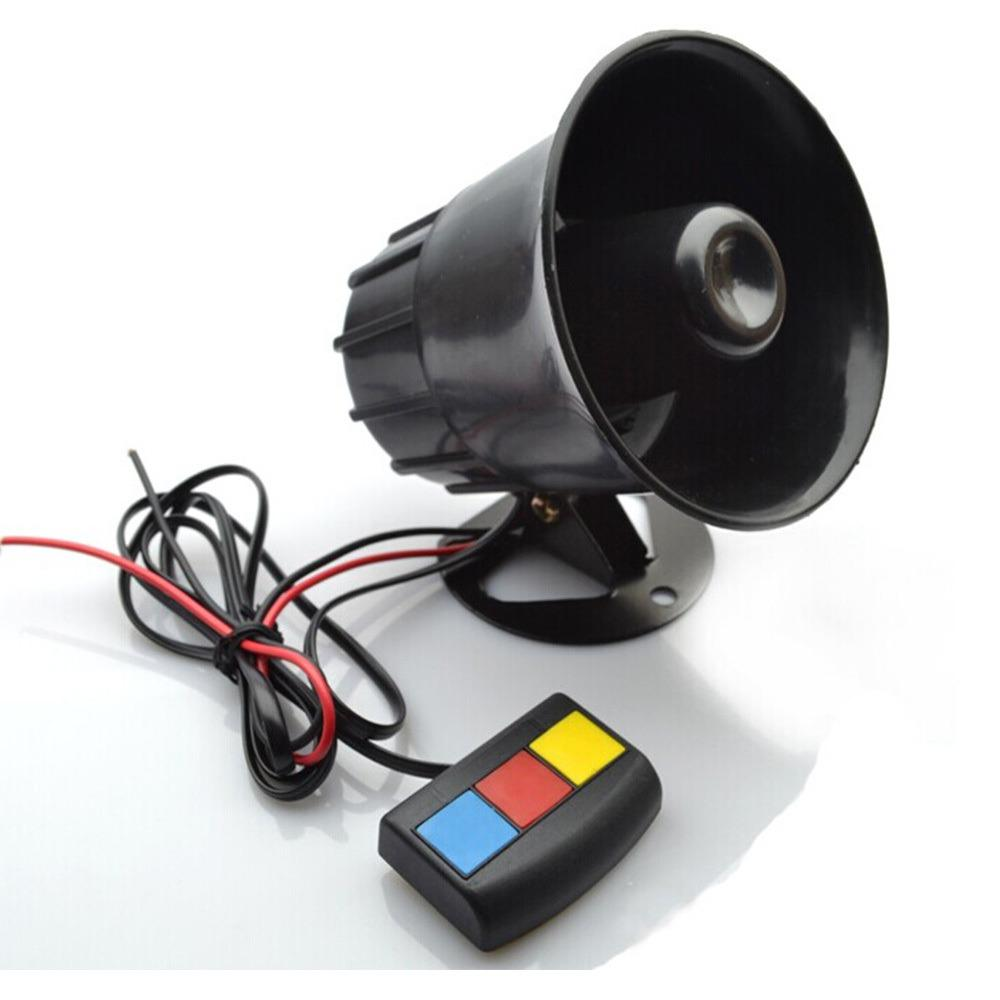 Alarm System For Sale Car Accessories Online Brands Siren Police Tone Circuit Motorcycle Horn Wangwang 3 Switch Control