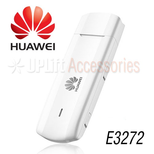 Huawei E3272 150Mbps 4G LTE USB Internet Broadband Stick Modem with Antenna  Ports