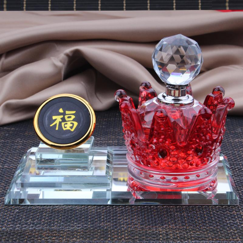 Parfume Pewangi Pengharum Mobil Parfum Pajangan DAD CROWN MAHKOTA FULL. IDR 224,000 IDR224000. View Detail. Mobil hadiah kreatif ornamen mahkota mobil ...