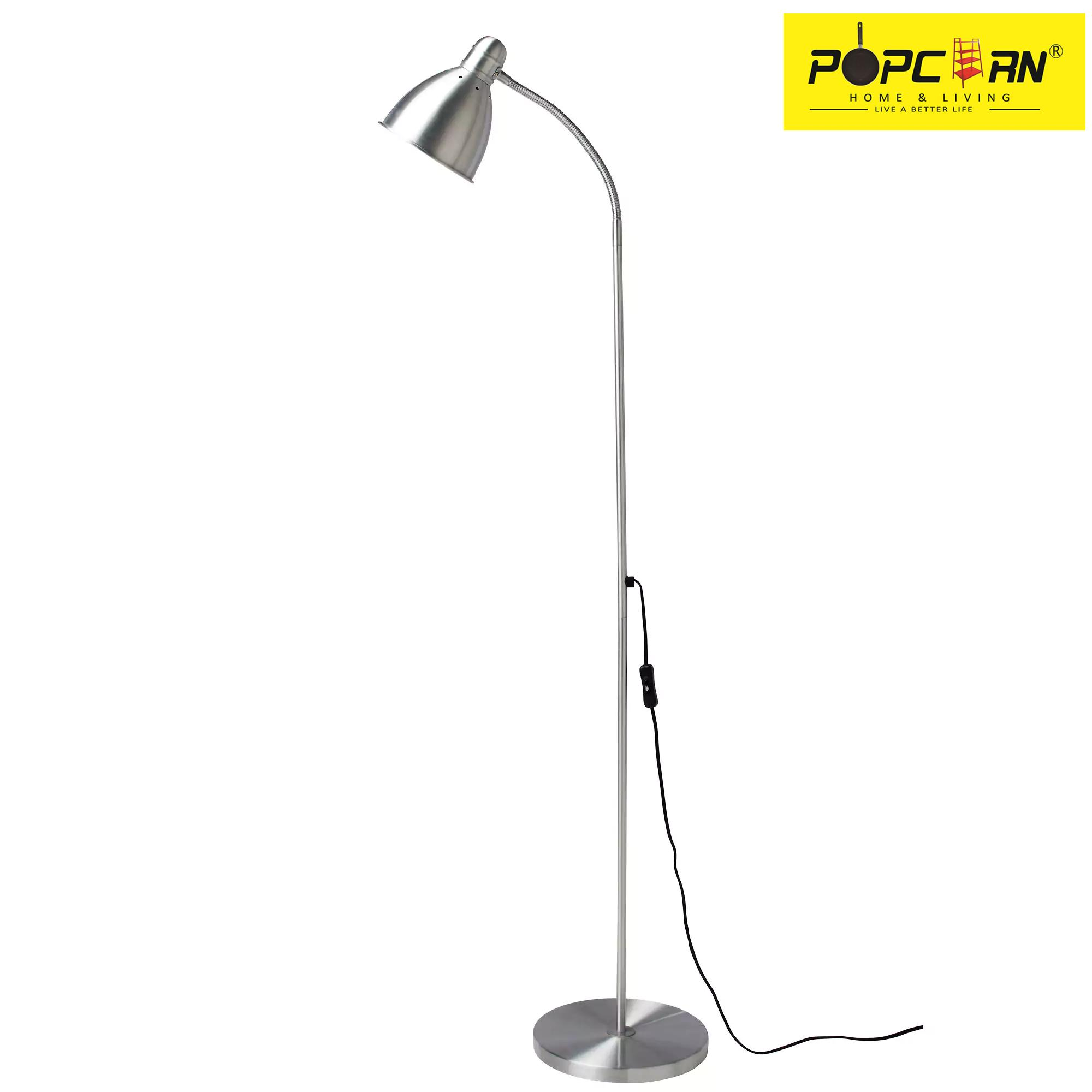 Floor lamps for sale floor standing lamp prices brands review lersta aluminium adjustable floorreading lampsilver aloadofball Gallery