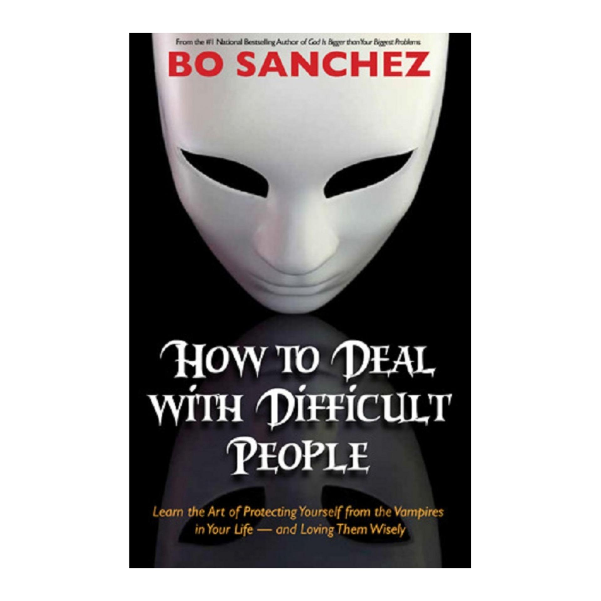 Local e books for sale philippine e books best seller prices bo sanchez how to deal with difficult people relationship book paperback 1pc fandeluxe Gallery